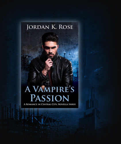 A Vampire's Passion